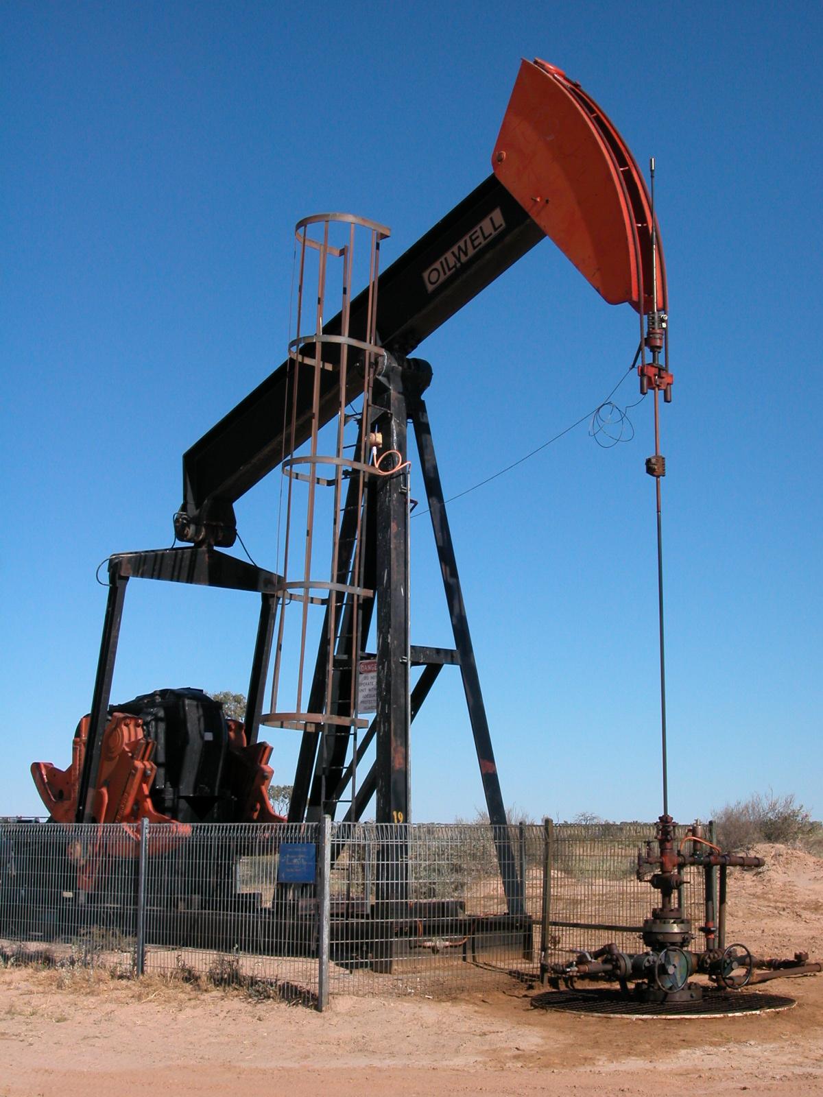 Oil Rig clipart oil derrick #8