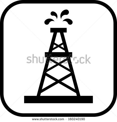 Oil Rig clipart oil well #3