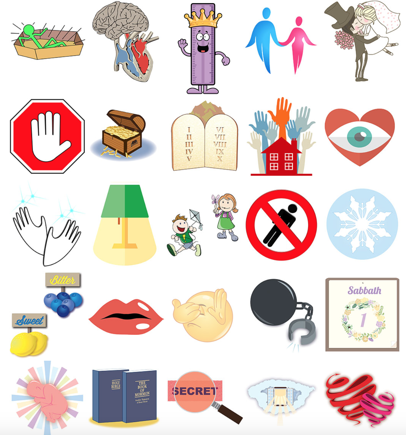 Old clipart powerpoint NEW 2015 Testament Clipart