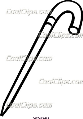 Old clipart walking stick Walking Quad Cane Clipart Quad