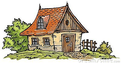 Old House clipart #10
