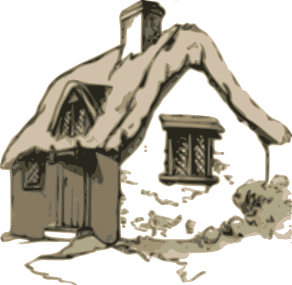 Cottage clipart thing Art clip this Cottage Clker