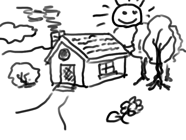 clipart eroncomno: house Old