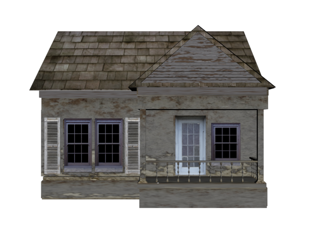 Old House clipart small house #4