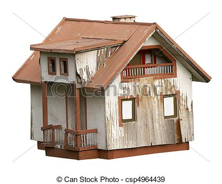 Old House clipart small house #5