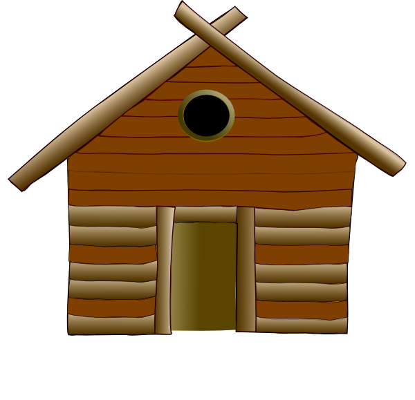 Old House clipart small house #6