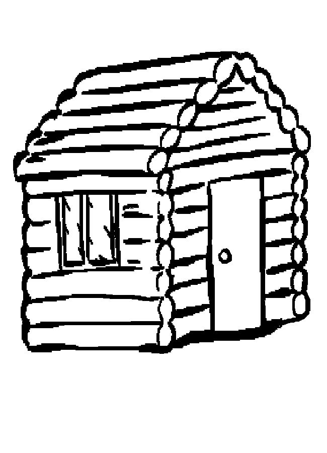 Old House clipart the woods clipart Cabin Page cabins Images clipart