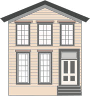 Old House clipart view Results 322 Results two From: