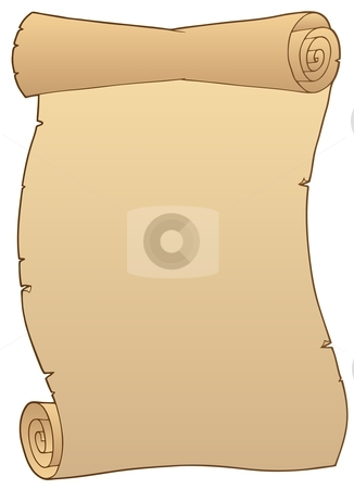 Old Letter clipart Paper Scroll Clipart 2 Ancient
