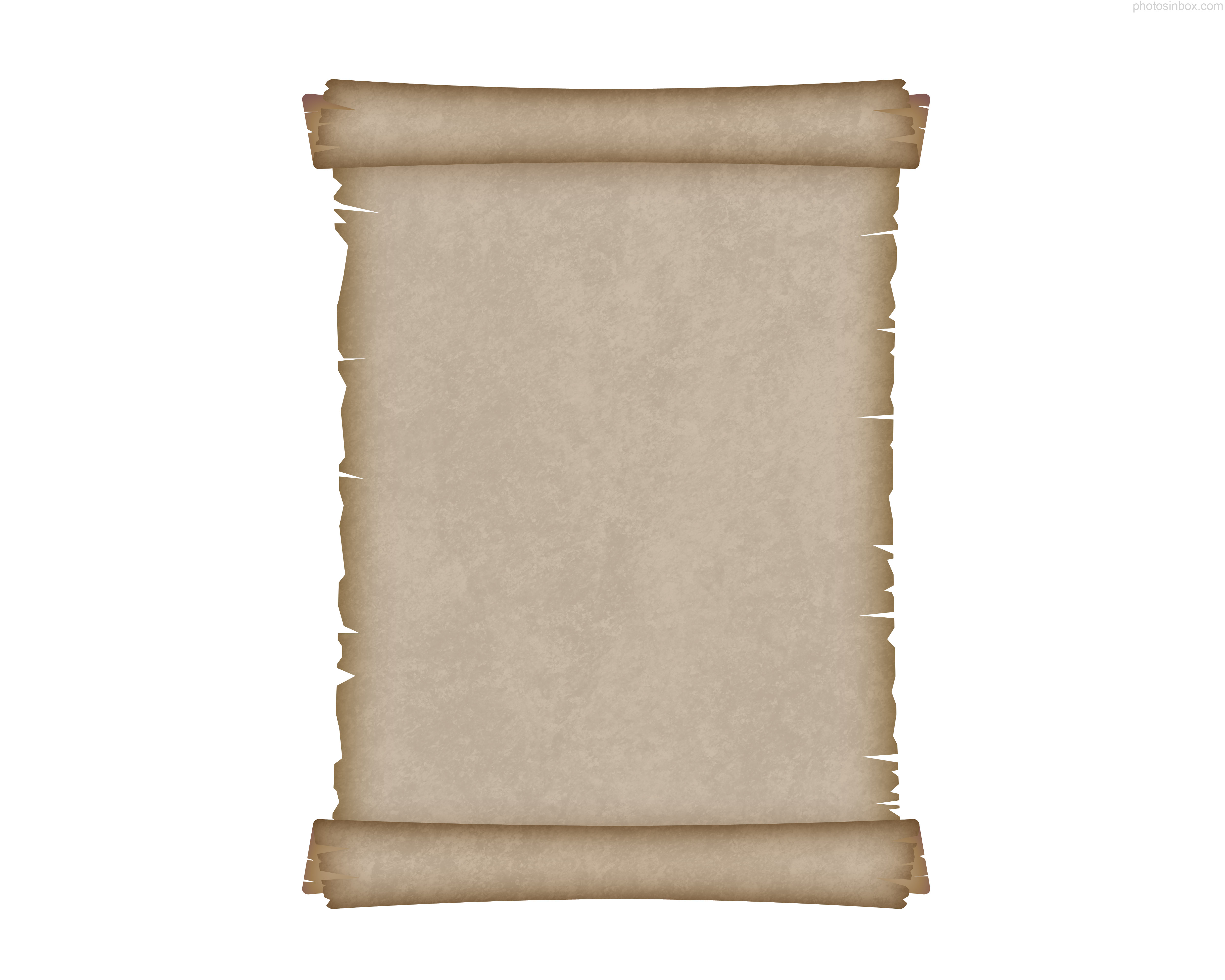 Drawn scroll Clip Cliparts ancient Art Clip