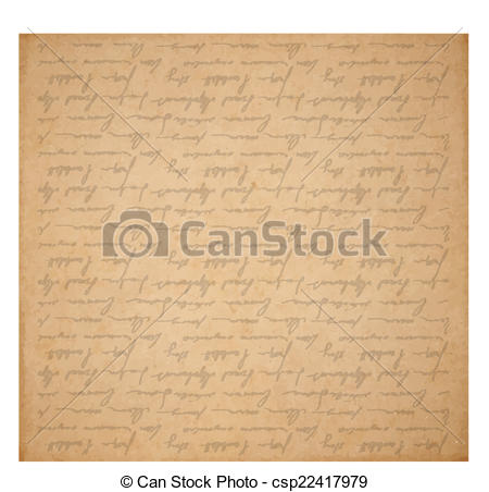 Old Letter clipart colored papers Background texture handwriting handwriting victorian