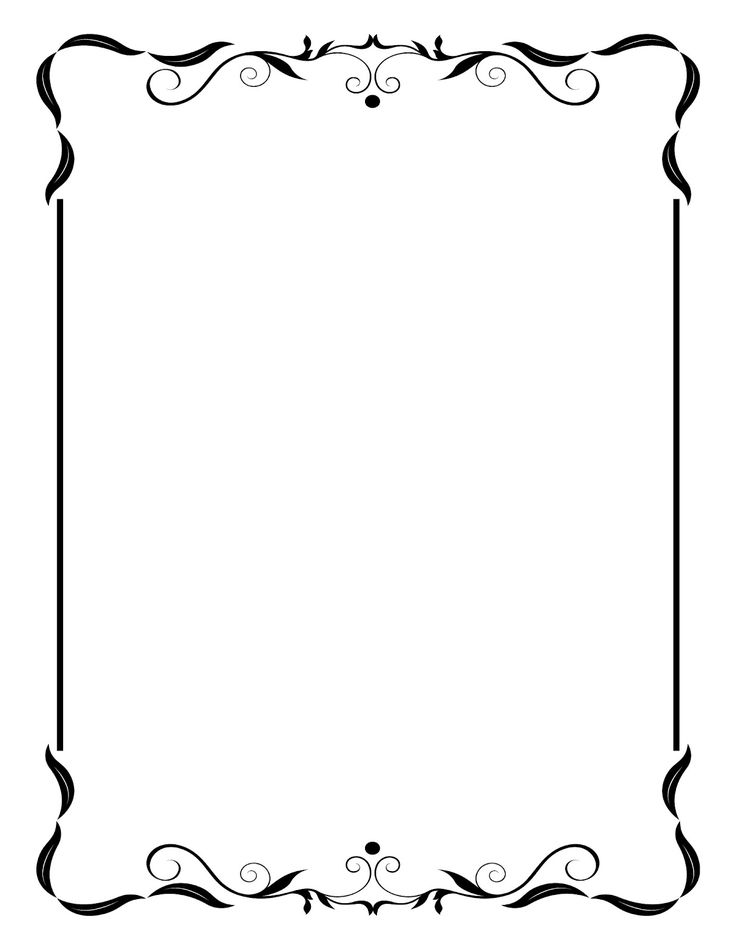 Bride clipart fancy scroll #6
