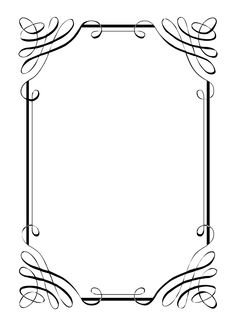 Tarotcards clipart hand drawn Clip Stuff on Frames frames