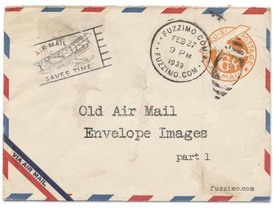 Old Letter clipart mail letter Pinterest I Pen Pal had