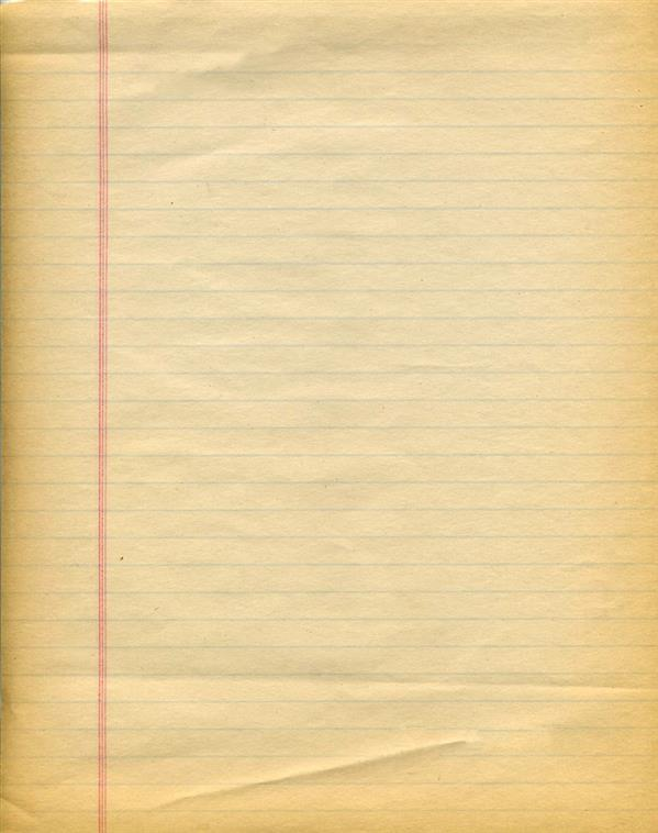 Old Letter clipart notepad paper Background Templates Notebook Free Old