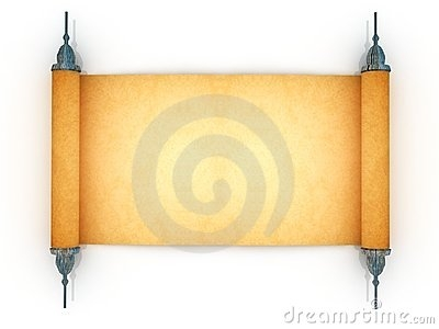 Old Letter clipart rolled Ancient roll com Roll Clipart