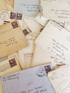 Old Letter clipart written note Old LettersWriting Old write Fashioned