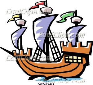 Old Sailing Ships clipart Ship Art sailing  Clip