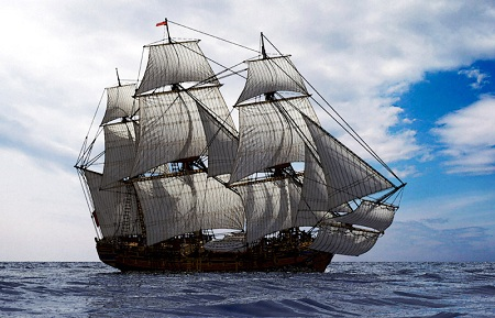 Old Sailing Ships clipart colonial Com Century Maritime Connector History