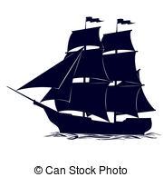 Old Sailing Ships clipart The sailing Illustrations of Sailing