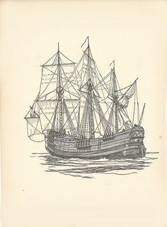 Old Sailing Ships clipart patache From and paper The 11