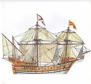 Old Sailing Ships clipart patache PRINT VINTAGE SHIP ~ VINTAGE