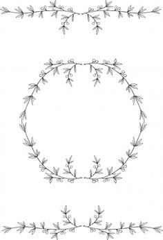 Olive clipart border Wreath Graphics Stock & Free