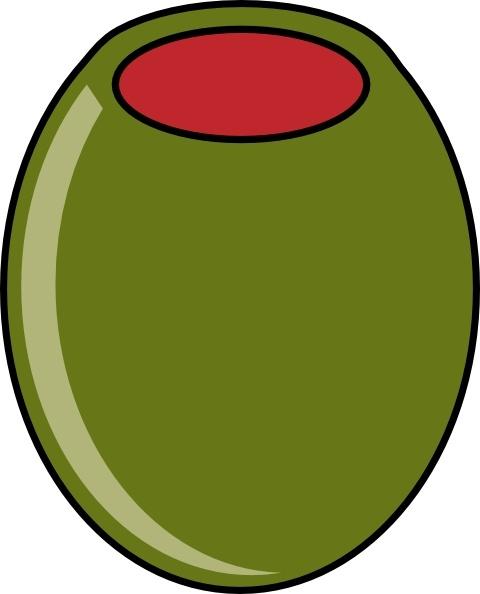 Olive clipart green olive Art svg ( Olive Free