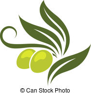Olive clipart green olive On Illustrations 21 vector leaves