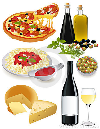 Olive clipart mediterranean food Olive clipart of food Italian