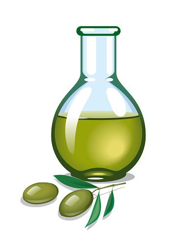 Olive Oil clipart Oil clipart of Olive clipart
