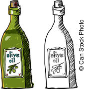 Olive Oil clipart  Clipart and oil Illustrations