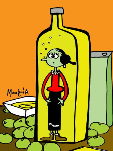 Olive Oil clipart cartoon Oil (medium) Cartoon: olive (medium)