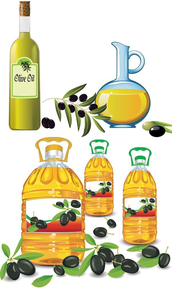 Olive Oil clipart vegetable oil Oil Pinterest Manger manger best