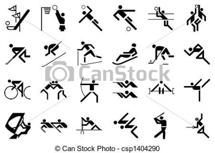 Olympic Games clipart Download olympic art 24 stock