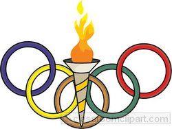 Olympic Games clipart #14