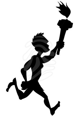Olympic Games clipart athletic #9
