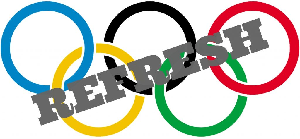 Olympic Games clipart athletics event Current the the determine the