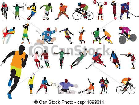 Olympic Games clipart athletics event Clipart Athletics Tiny #12 Clipart