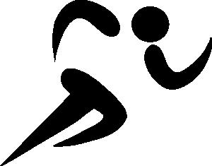 Sport clipart silhouette Athletics Olympic vector Art Pictogram
