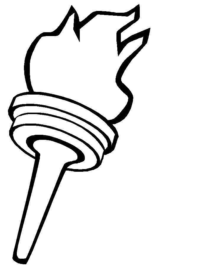Drawn torch olympics Images this on about Pin