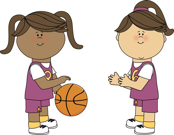 Sport clipart cute Olympic Basketball on sport ClipsClipart