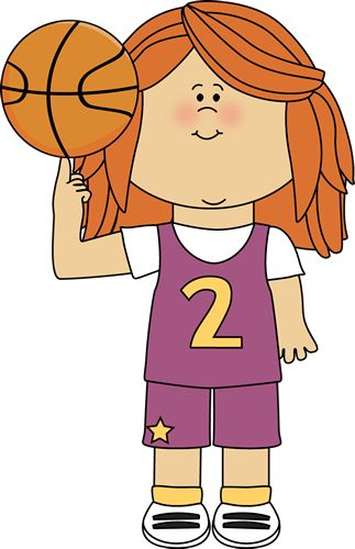 Matches clipart basket ball MyCuteGraphics Clip Basketball Sports 29