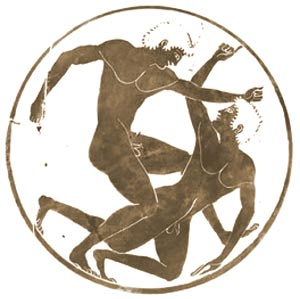 Wrestler clipart olympic sports Pankration Olympic Events Games Ancient