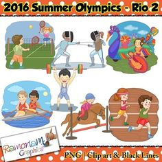Olympic Games clipart olampic #6