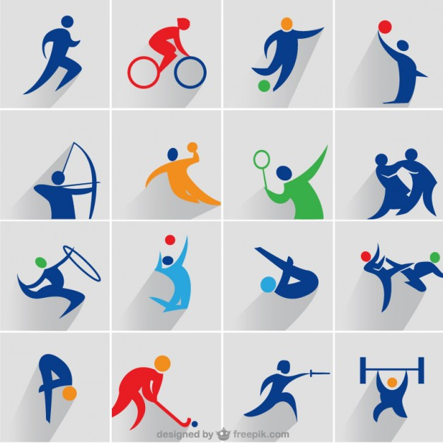 Olympic Games clipart sport logo #6