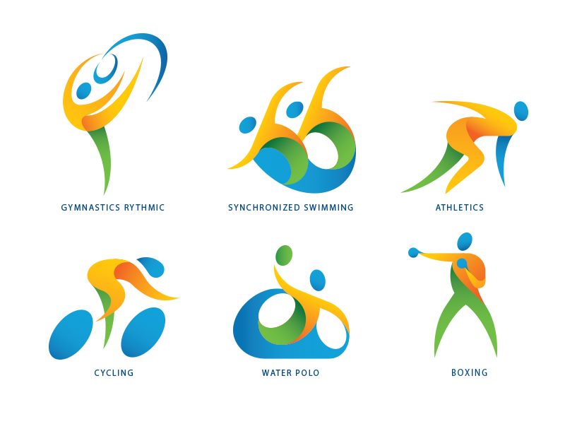 Olympic Games clipart sport logo #3