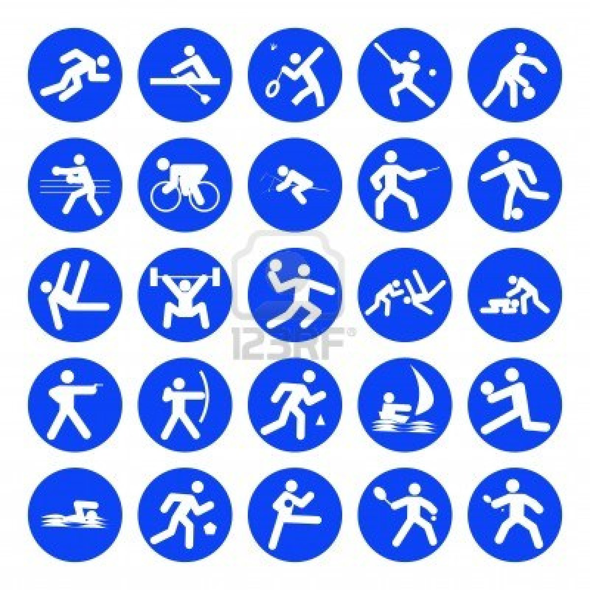 Olympic Games clipart sport logo #5