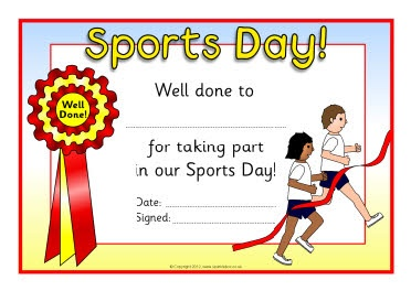 Olympic Games clipart sports day Sports games Day on Sports