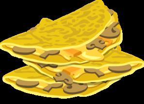 Omelette clipart Clipart Clip – Omelette Omelette